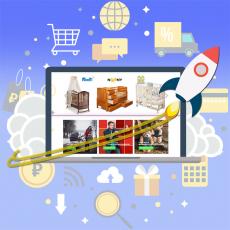 Интернет-магазин детских товаров по дропшиппингу