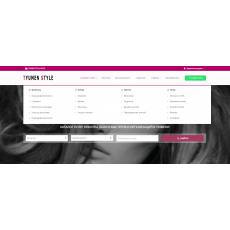 Сайт-каталог услуг и салонов красоты